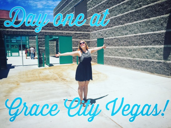Day one at Grace City Vegas